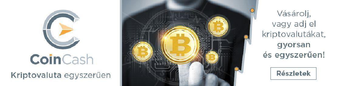 Vásárolj vagy adj el kriptovalutákat gyorsan és egyszerűen.