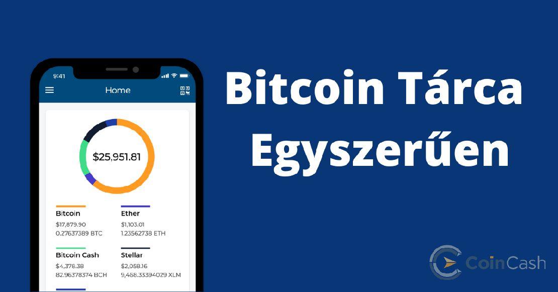 bitcoin pénztárca honlapja