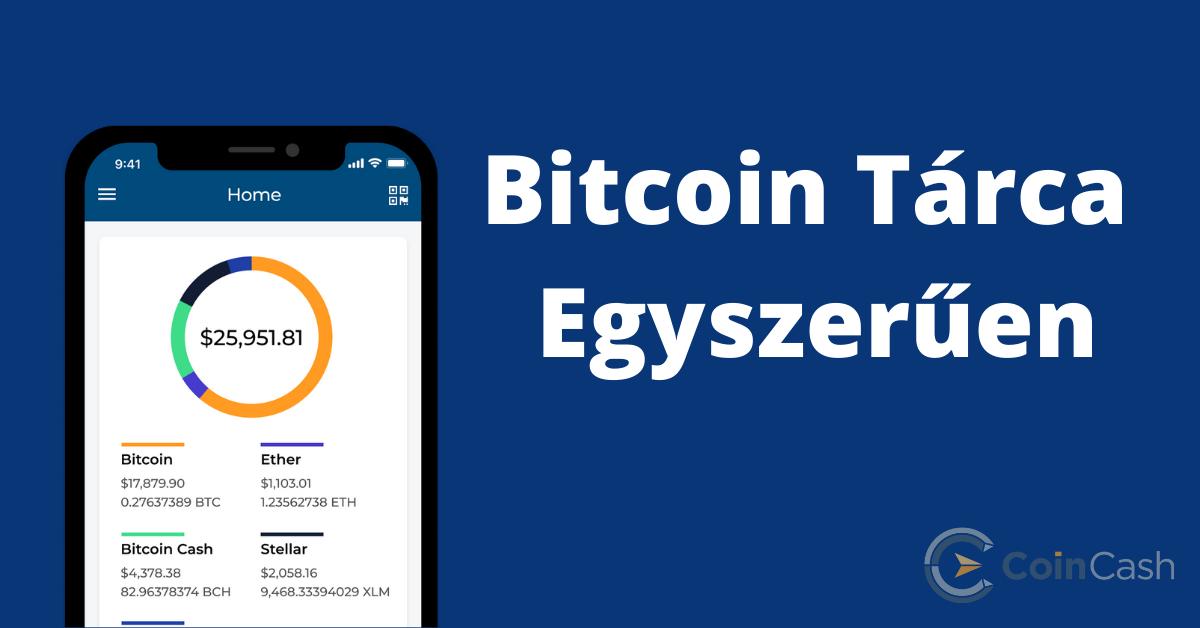 bitcoin pénztárca felső