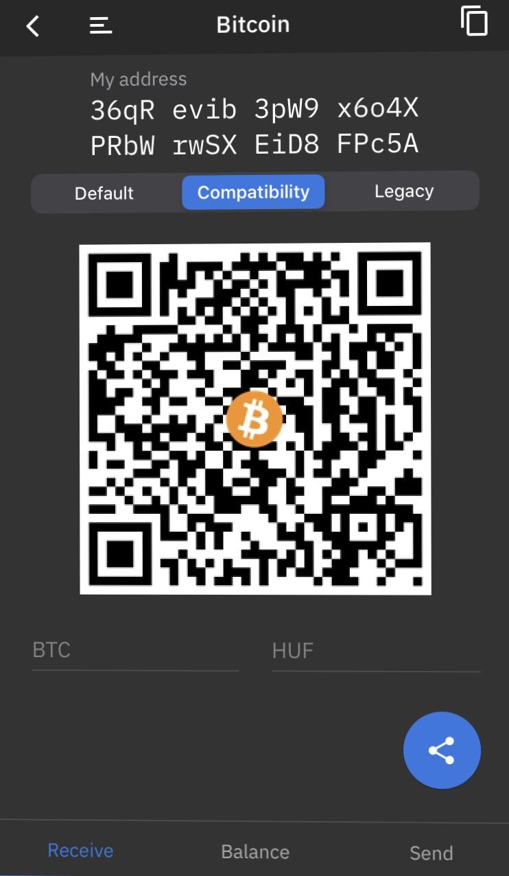 hogyan találom meg a bitcoin wallet címemet