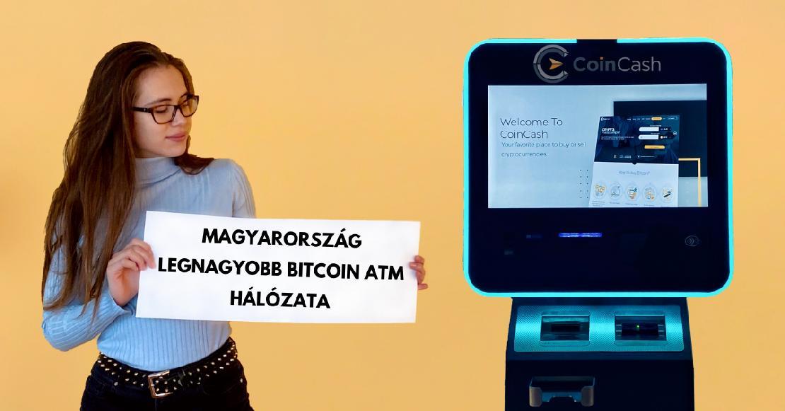 bitcoin atm gép közelében