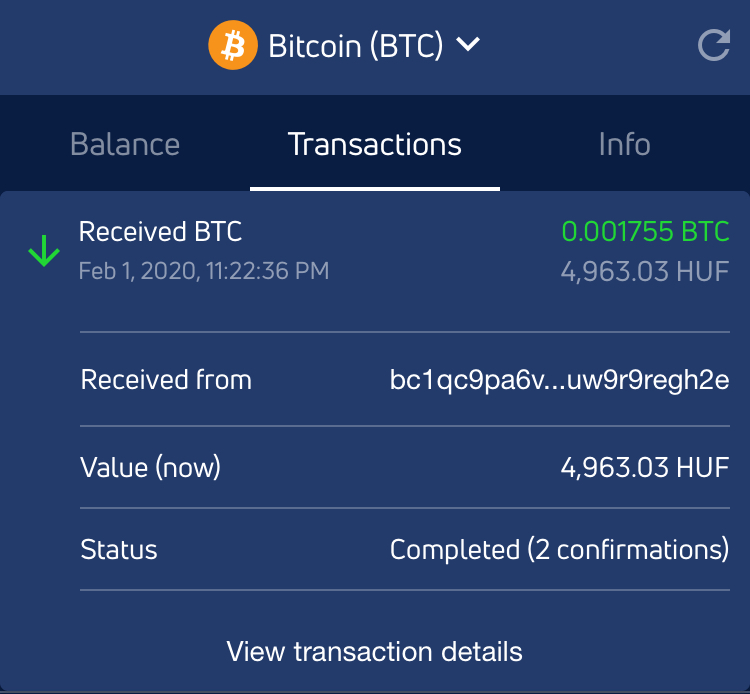 a bitcoinok bevétele valós)